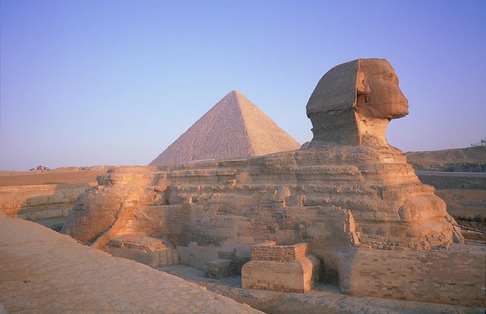 Egipto, donde todo comienza