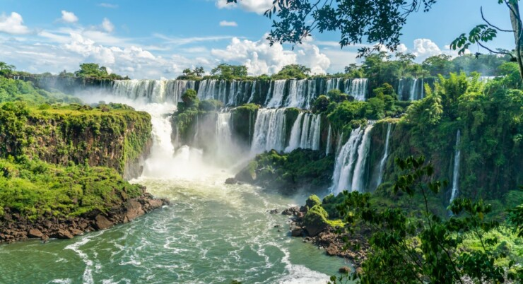 Iguazú y Saltos del Moconá /Previaje